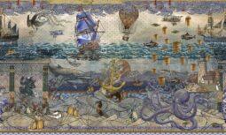Atlantis LondonArt Marcel Wanders