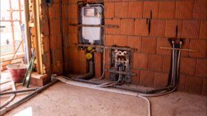 Predisposizione impianto idraulico