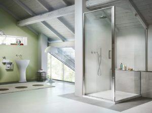 Box doccia Linea di Vismaravetro