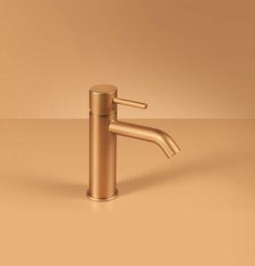 Rubinetto Cleo 84 di Fir Italia Finitura ASP Concept MattLuxe Gentle Copper