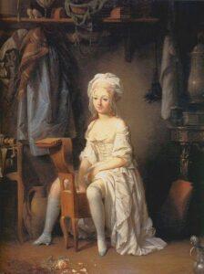 Bidet Versailles 1700